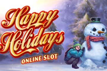 happy-holidays-slot-logo