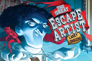 the-great-escape-artist-slot-logo