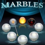 golden marbles slot logo