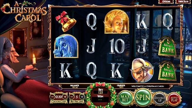 a-christmas-carol-slot-screenshot