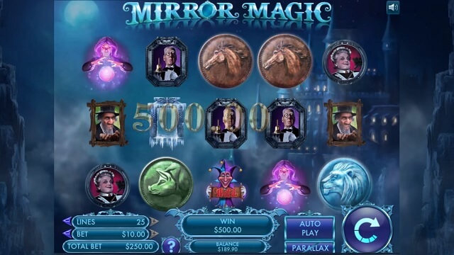 mirror magic slot screenshot