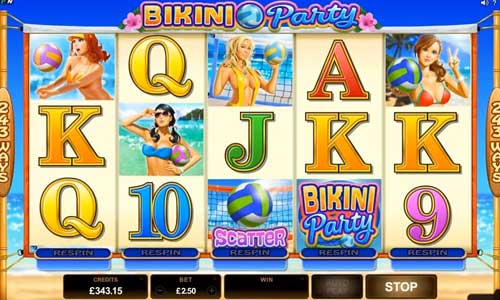 bikini-party-slot-screen