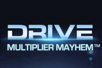 drive-multiplier-mayhem-slot-logo