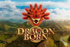 dragon-born-slot-logo