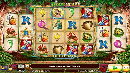 pixie gold slot screenshot