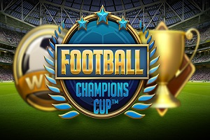 footbal champions cup logo
