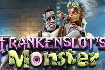 frankenslots-monster-slot-logo
