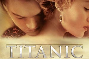 titanic slot logo