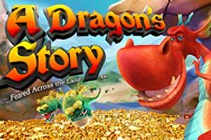 a-dragons-story-slot-logo