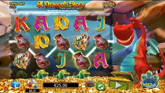 A Dragons Story Slot Machine Online ᐈ NextGen Gaming™ Casino Slots