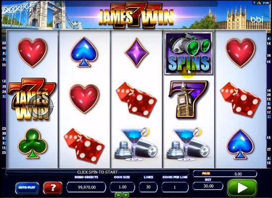 james win slot screenshot big