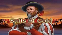 sails of gold slot logo