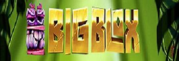 Big Blox slot logo