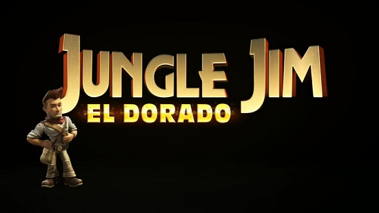 jungle jim el dorado slot logo big