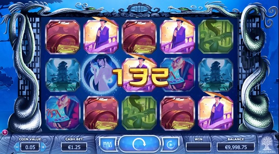 legend of the white snake lady slot screen big