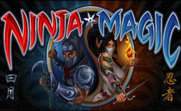 ninja-magic-slot-logo