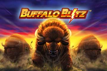 buffalo-blitz-slot-logo