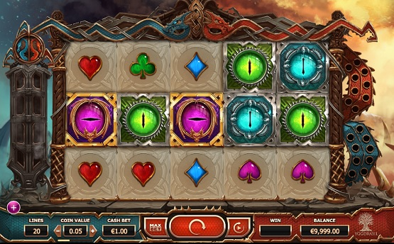 double dragons slot screenshot big