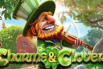 charms-and-clovers-slot-logo
