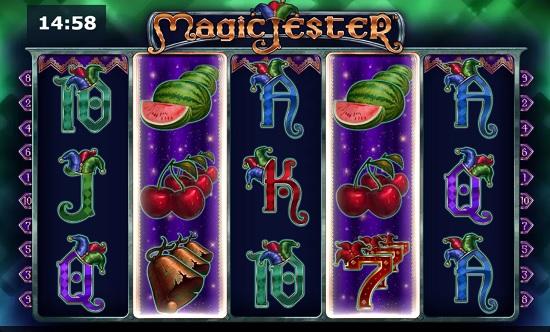 magic jester slot screenshot big