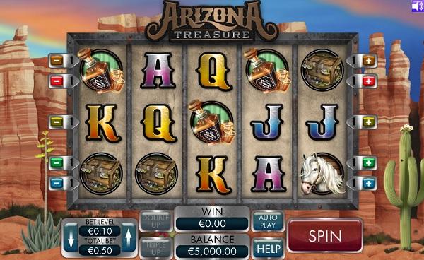 arizona-treasure slot screenshot big