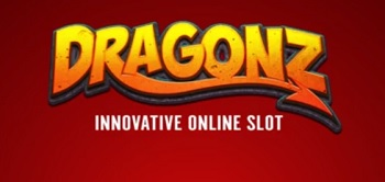 dragonz slot logo