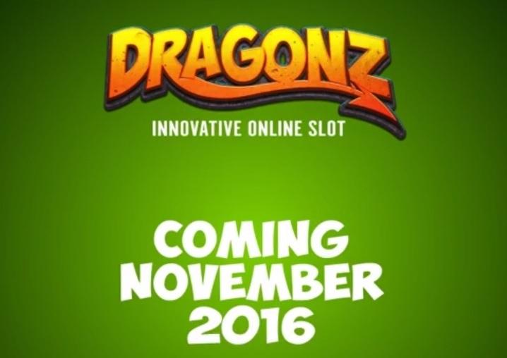 dragonz slot screenshot big