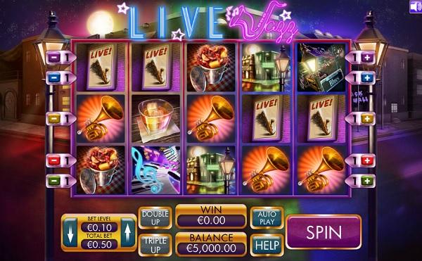 live jazz slot screenshot big