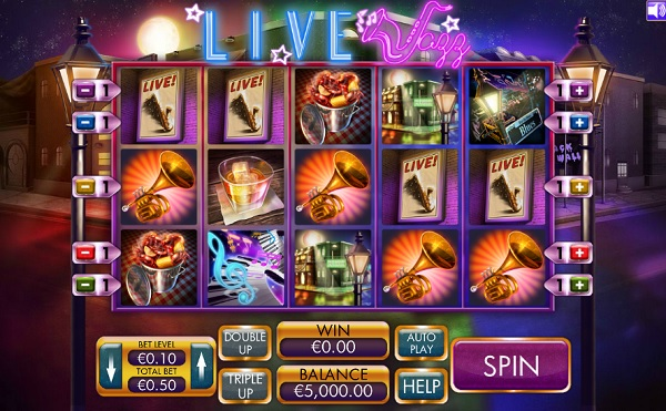 live jazz slot screenshot big