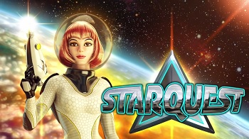starquest slot logo