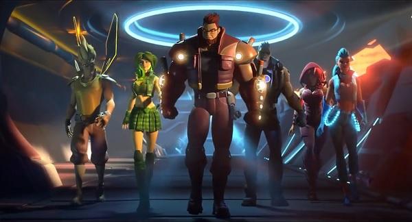 super heroes slot screenshot big