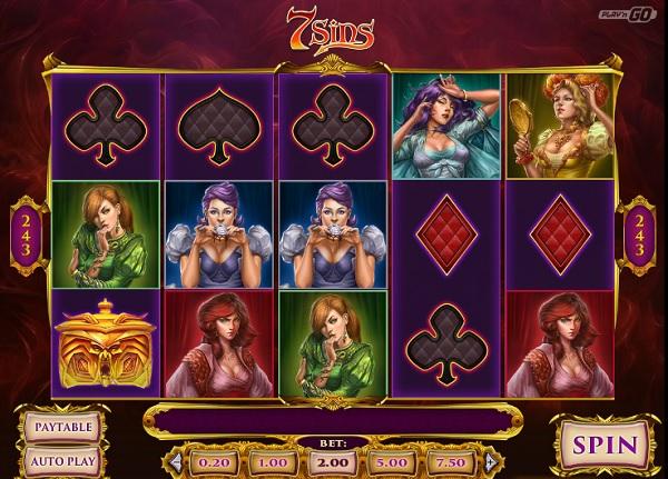 7 sins slot screenshot big