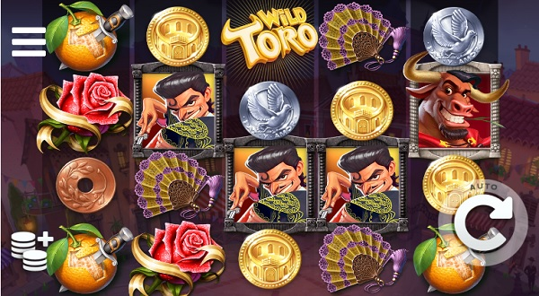 WILD TORO Slot Screenshot big