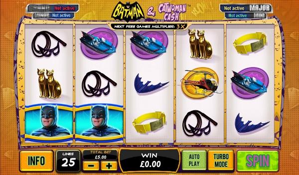 batman-and-catwoman-cash slot screenshot big