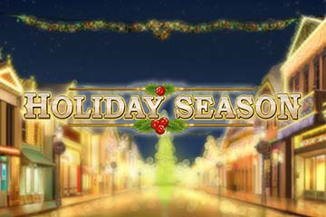 holiday-season-slot-logo