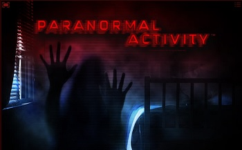 paranormal activity slot logo