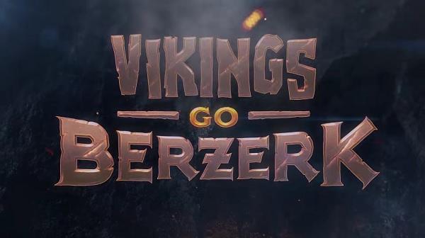 vikings go berzerk slot screenshot big