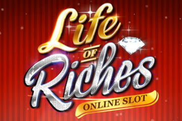 life-of-riches-slot-logo
