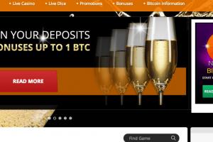 NEW BITCOIN CASINO: BitCasino.io