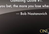 Gambling Quote #1.