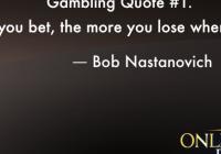 Gambling Quote #1.