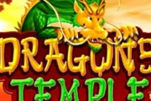 IGT's Dragon's Temple slot isn't as golden as one might imagine