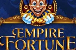 Flashy and regal prizes can be yours with Empire Fortune
