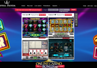 New: Royal Panda Casino Implements MultiGame Feature