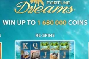 Win Three Progressives on the Mega Fortune Dreams Slot